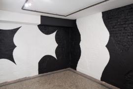 »Twin 1, Twin 2«, Wall Drawing, 2015